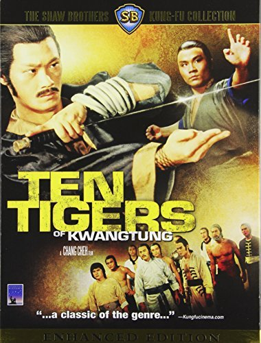 Ten Tigers Of Kwangtung Ten Tigers Of Kwangtung Jpn Lng Eng Dub Sub Nr