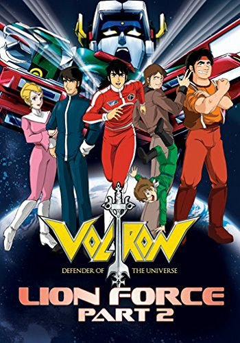 Voltron Lion Force Pt. 2 Nr 8 DVD
