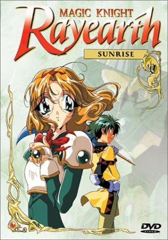 Magic Knight Rayearth Sunrise Clr Nr