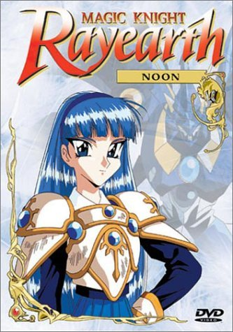 Magic Knight Rayearth Noon Clr Nr