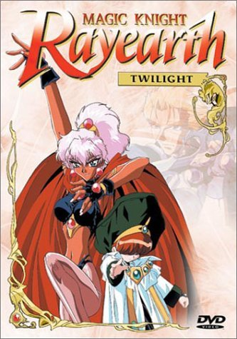 Magic Knight Rayearth Twilight Clr Nr