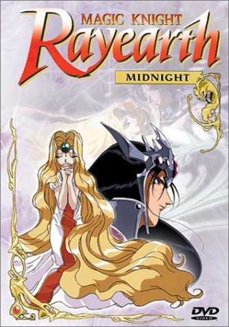 Magic Knight Rayearth Midnight Clr Nr