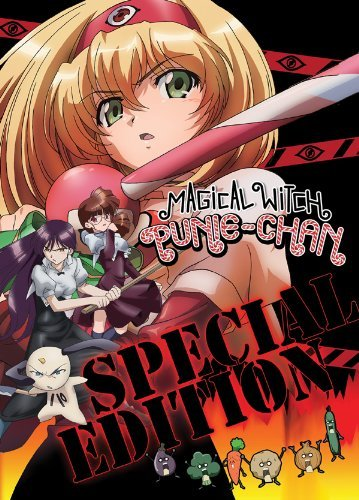 Magical Witch Punie Chan Magical Witch Punie Chan Nr