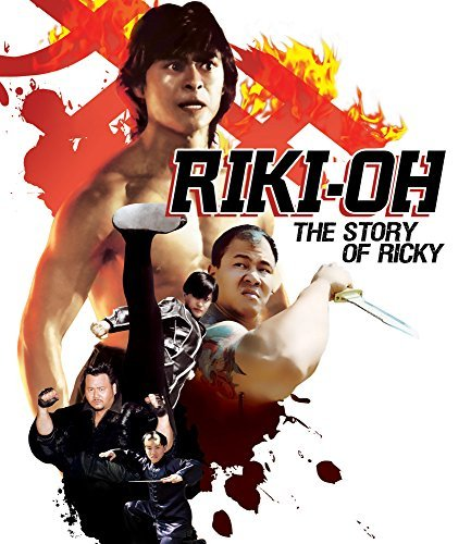 Riki Oh The Story Of Ricky Riki Oh The Story Of Ricky Ws Can Lng Eng Sub Blu Ray Nr