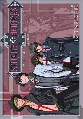 Vol. 3 Lost Memories Knight Hunters Eternity Nr