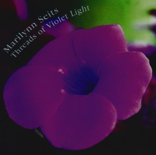 Marilynn Seits Threads Of Violet Light