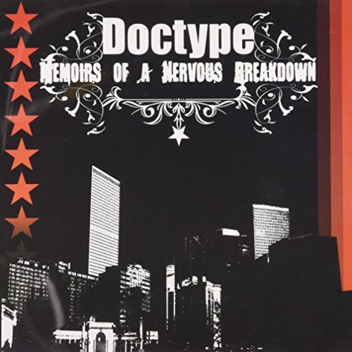 Doctype Memoirs Of A Nervous Breakdown