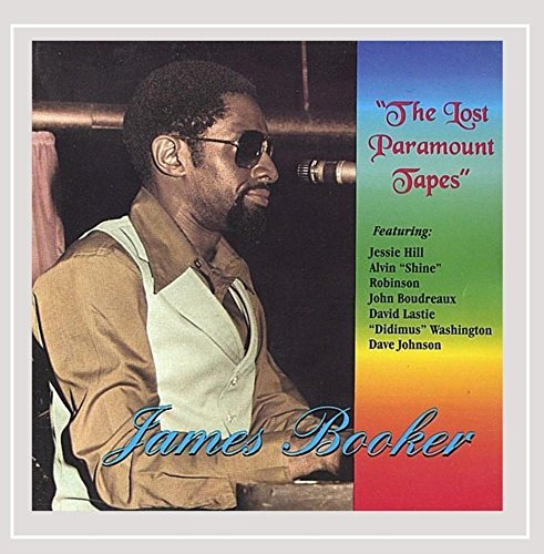 James Booker Lost Paramounttapes