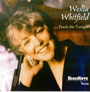Weslia Whitfield Teach Me Tonight