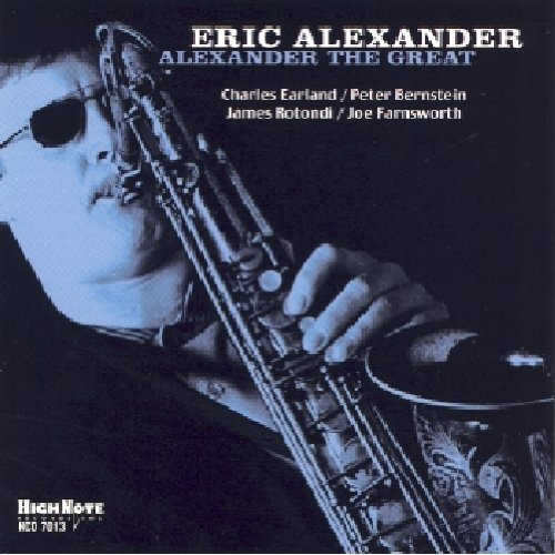 Eric Alexander Alexander The Great