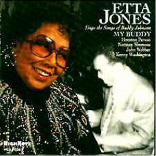 Etta Jones Sings The Songs Of Buddy Johns