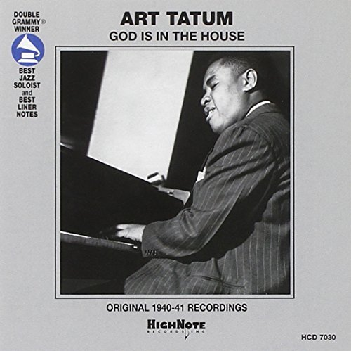 Art Tatum God Is In The House