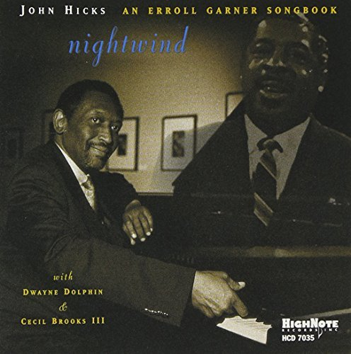 John Hicks Nightwind Errol Garner Songboo