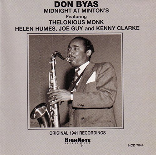 Don Byas Midnight At Minton's