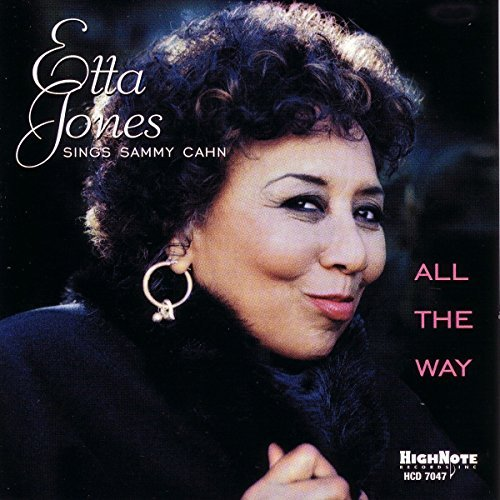 Etta Jones All The Way Etta Sings Sammy C