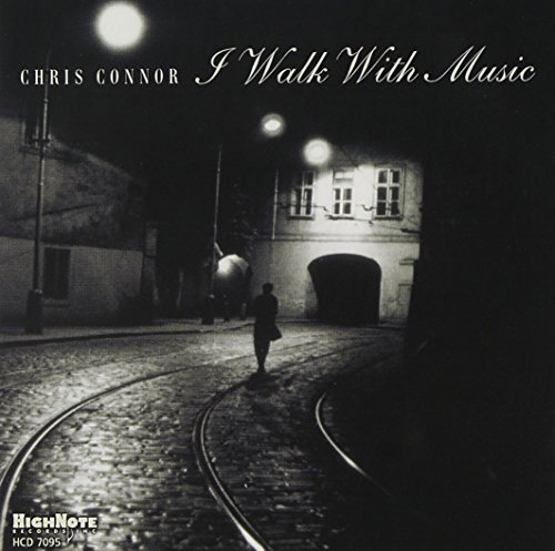 Chris Connor I Walk With Music
