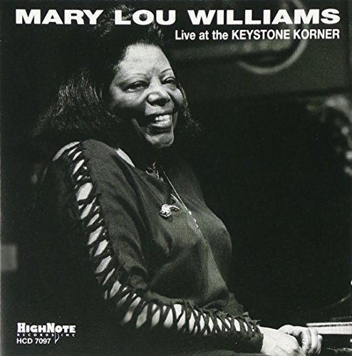 Mary Lou Williams Live At The Keystone Korner