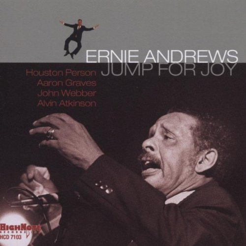 Ernie Andrews Jump For Joy 2 CD Set