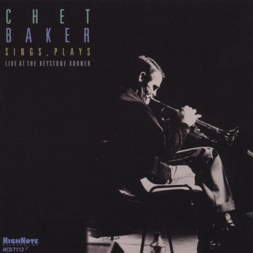 Chet Baker Sings Plays Live At The Keysto