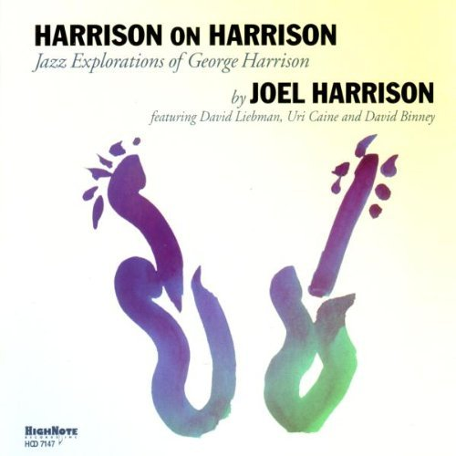 Joel Harrison Harrison On Harrison