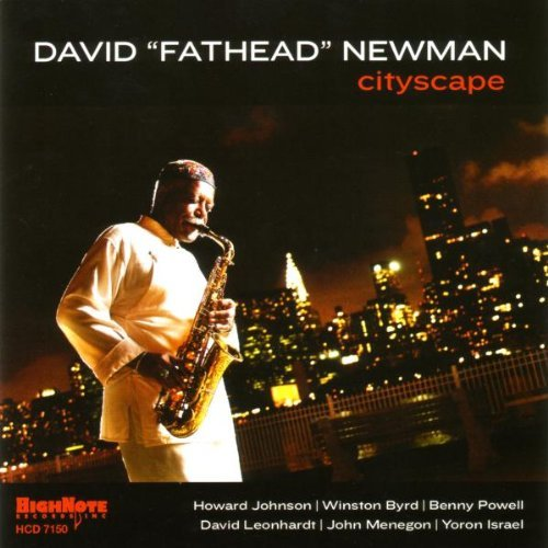 David Fathead Newman Cityscapes