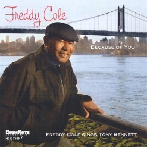 Freddy Cole Because Of You