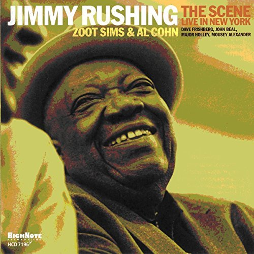 Jimmy Rushing Scene Live In New York