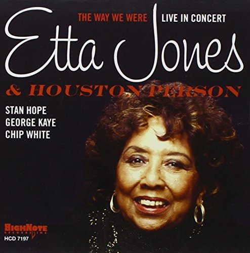 Etta & Houston Person Jones Way We Were