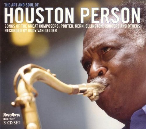 Houston Person Art & Soul Of Houston Person 3 CD