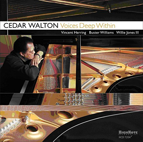 Cedar Walton Voices Deep Within