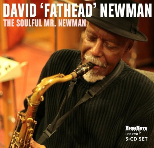 David 'fathead' Newman Soulful Mr.Newman 3 CD