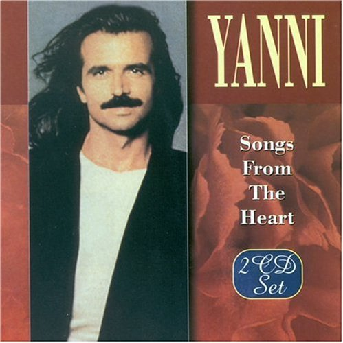 Yanni Vol. 1 2 Songs From The Heart Import