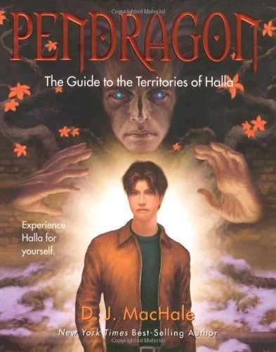 Peter Ferguson The Guide To The Territories Of Halla
