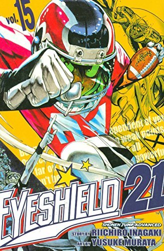 Riichiro Inagaki Eyeshield 21 Volume 15