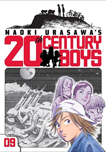 Viz Media 20th Century Boys Volume 9