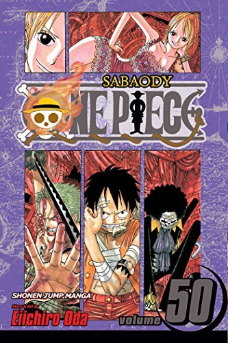 Eiichiro Oda One Piece Volume 50 [with Sticker(s)]