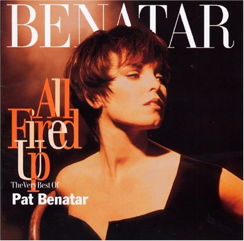 Pat Benatar All Fired Up Very Best Of Pat Import 2 CD Set
