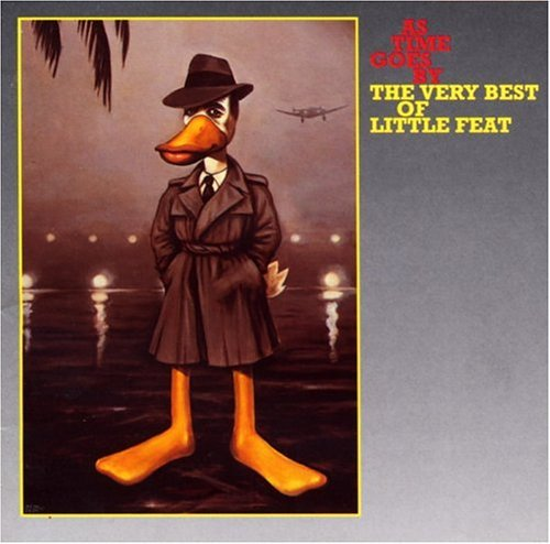 Little Feat As Time Goes By Very Best Of L Import