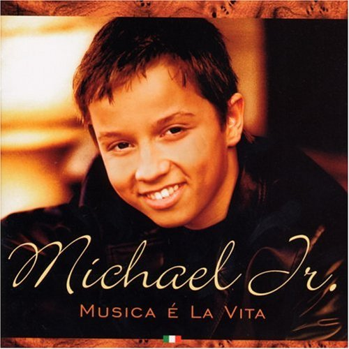Michael Junior Musica E La Vita Import