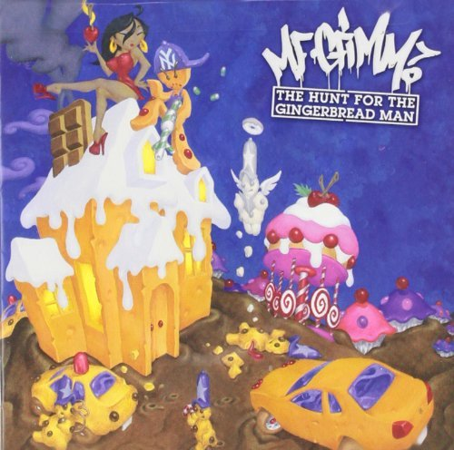 Mf Grimm Hunt For The Gingerbread Man Incl. Bonus Tracks