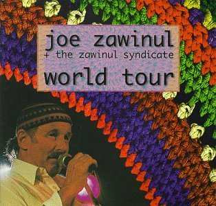Joe & Zaqinul Syndicat Zawinul World Tour 2 CD Set