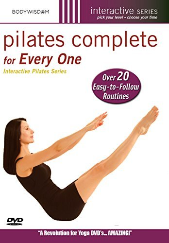 Pilates Complete For Everyone Interactive Personal Trainer Nr