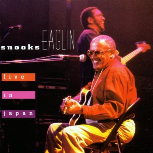 Snooks Eaglin Live In Japan
