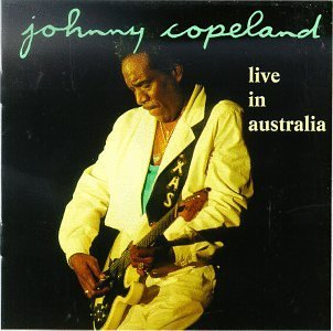 Johnny Copeland Live In Australia 1990