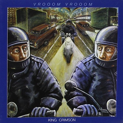 King Crimson Vrooom Vrooom 2 CD Set