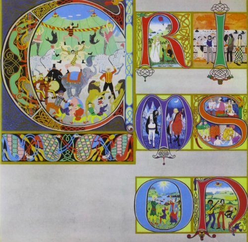 King Crimson Lizard 30th Anniversary Ed.