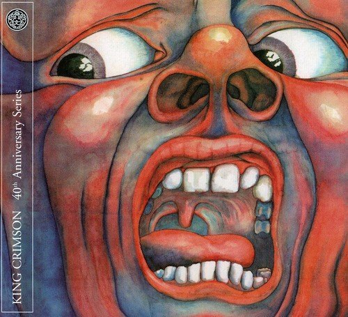 King Crimson In The Court Of The Crimson Ki Incl. Bonus DVD