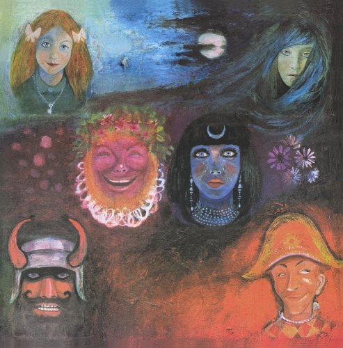 King Crimson In The Wake Of Poseidon CD DVD A