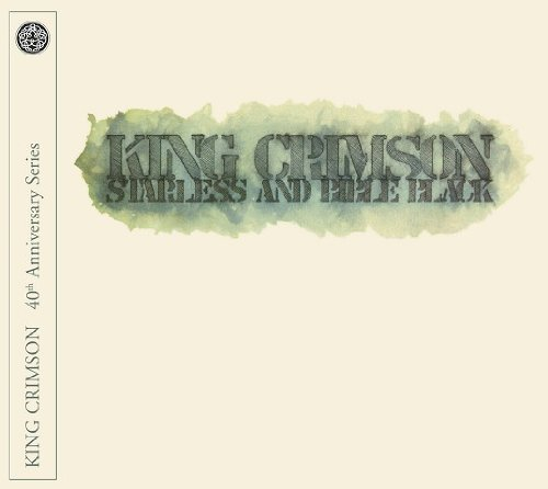 King Crimson Starless & Bible Black Incl. DVD