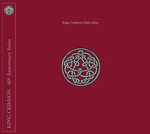 King Crimson Discipline Incl. DVD